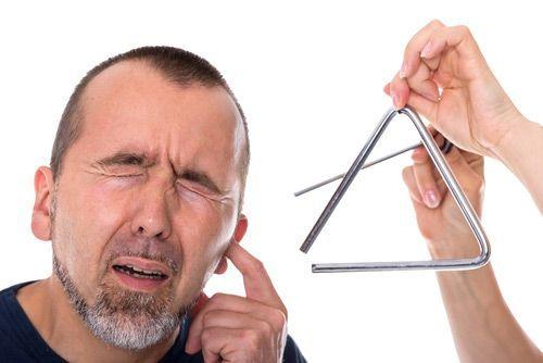 Tinnitus hearing loss