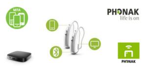 Phonak Direct Connectivity