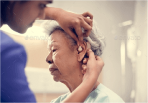 hearing check physical condition